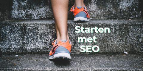Starten met SEO